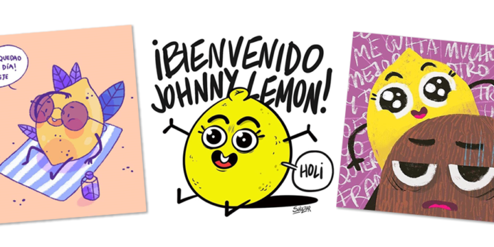 Sorteo taza Johnny Lemon – Bases legales